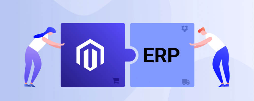 ERP Integration with Magento 2